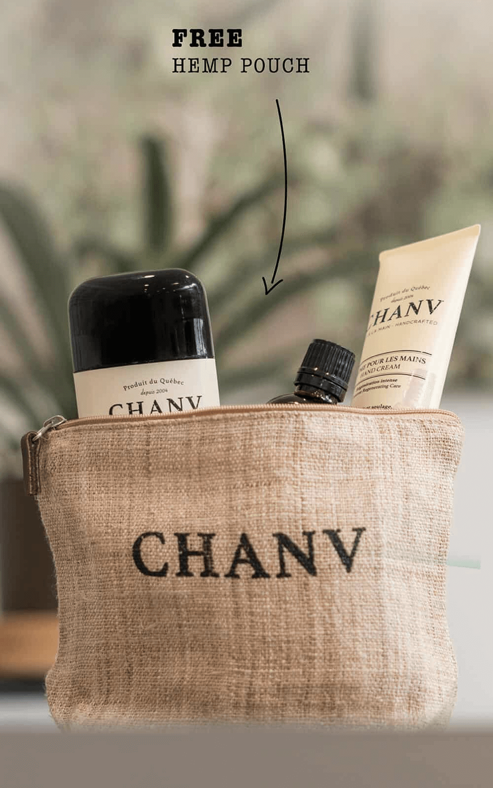 Hemp Pouch Chanv